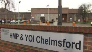 HMP Chelmsford.