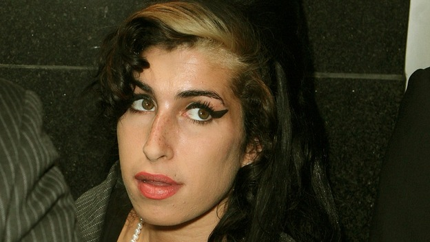 Singer Amy Winehouse seen in 2009