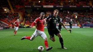Charlton will not be offering Lewington a deal in January.