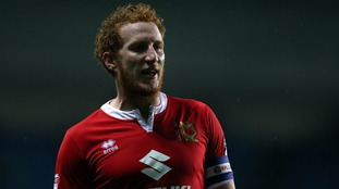 Dean Lewington is training at Charlton in a bid to get fit.
