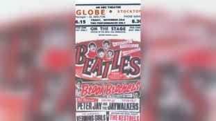 Big names played the Globe in the past