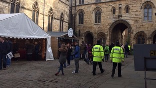 Lincoln Christmas Market set to open with additional security