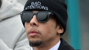 N-Dubz rapper Dappy