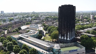 Grenfell Tower: Four out of five families face spending Christmas without a permanent home