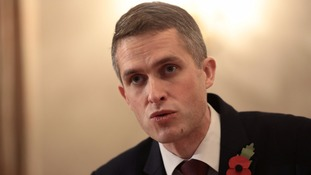 British Islamic State fighters 'should not be allowed back into the UK,' says defence secretary