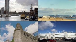 City of culture Swansea