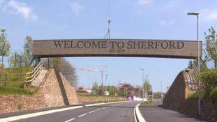 Sherford Sign