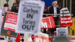Watchdog investigates election spending of Jeremy Corbyn-backing Momentum movement