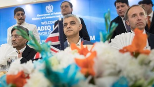 Sadiq Khan: 'I won't be Britain's first muslim Prime Minister'