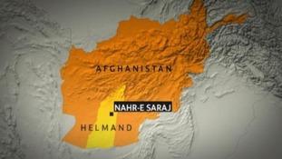 itv Helmand map