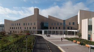Patients and doctors transfer to new £270m Dumfries and Galloway hospital