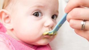 Child feeding