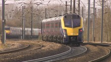 Fuel leak causes delays and cancellations on the East Coast Mainline