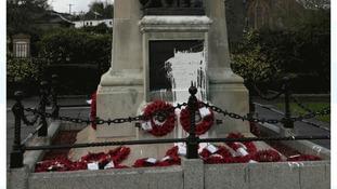 Larne cenotaph