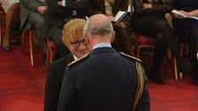 Suffolk born superstar Ed Sheeran awarded MBE