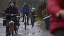 Large rise in number of child cyclists injured
