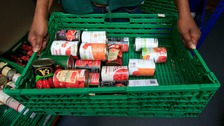 Food banks facing 'busiest christmas' yet