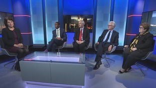 Emma Hutchinson is joined in the studio by Bim Afolami (Con), Daniel Zeichner (Lab), Norman Lamb (Lib Dem) and Margot Parker (UKIP)