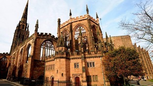 Coventry named UK City of Culture 2021