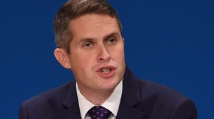 Gavin Williamson responds to backlash over claim British Islamic State fighters are being 'hunted down'