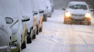 Safe driving in snow and icy conditions