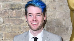 British gamer DanTDM named richest YouTuber of 2017 earning £12.3 million