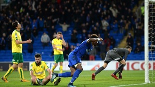 Norwich City haven't won since late October.