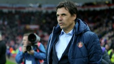 Sunderland manager Chris Coleman