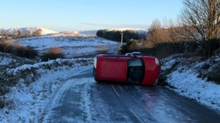 Collision on Old Scotch Road