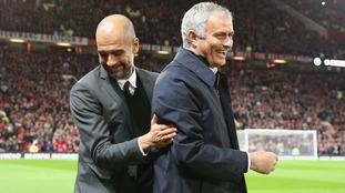 Pep Guardiola: Jose Mourinho and I are twins