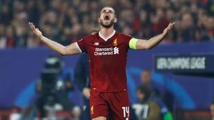 Liverpool boss Klopp: Henderson has the hardest job in football