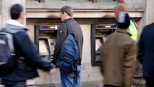 Free cash machines 'could close across the UK' in row over banking fees
