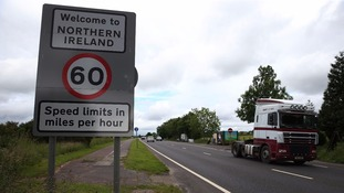 A compromise on the Irish border issue has been agreed.