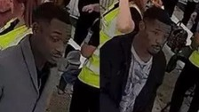 Hunt for two men after rape near Finsbury Park