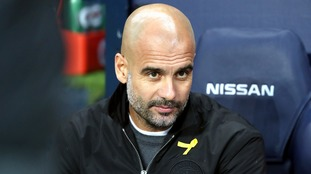Pep Guardiola downplays importance of Manchester derby to title race