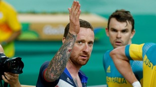 Sir Bradley Wiggins hopes to reach sixth olympics - by boat