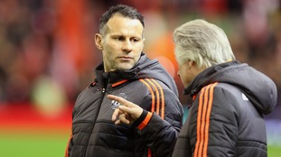 Ryan Giggs would 'definitely be interested' in Wales job