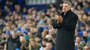 Sam Allardyce wants Everton to rise to the occasion in Merseyside derby