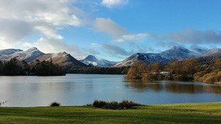Derwentwater from Crow Park, Keswick Dave Smith