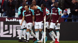 David Moyes wins his first game as West Ham manager after beating Chelsea 1-0