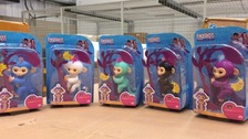 Fake Fingerlings seized at Heathrow Airport