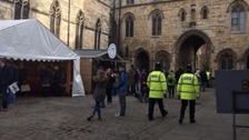 Lincoln Christmas Market cancelled