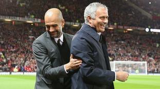 Pep Guardiola: Respect for Jose Mourinho is undiminished