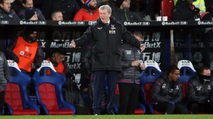 Crystal Palace manager Roy Hodgson won't defend Christian Benteke after his decisive penalty miss against Bournemouth