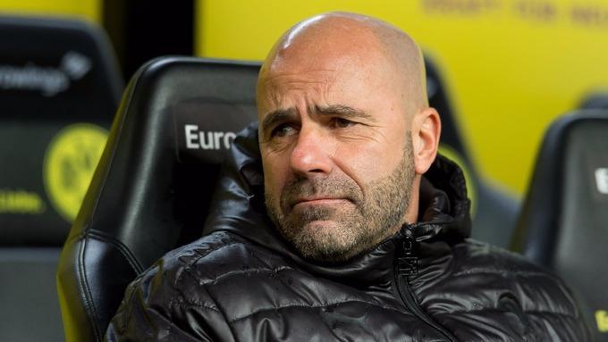 Borussia Dortmund sack manager Peter Bosz after dreadful run - ITV on theo bos, john bosman, rob witschge, laurent fournier, adri van tiggelen, ed de goeij, frans adelaar, peter van vossen, stuart mccall, rob mcdonald, eric jones, henk van stee, john van loen, stanley menzo, stan valckx, berry van aerle, gerald vanenburg, samuel armenteros, theo de jong, gertjan verbeek,