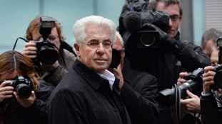 Max Clifford collapsed in prison.