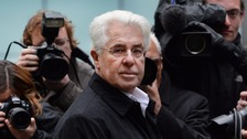 Jailed publicist Max Clifford dies after prison collapse
