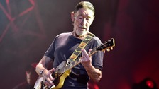 Driving Home For Christmas star Chris Rea collapses on stage