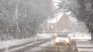 Anglia Weather: Further rain, sleet and snow possible