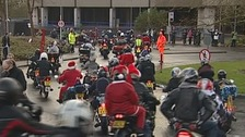 Reading Toy Run is cancelled because of weather